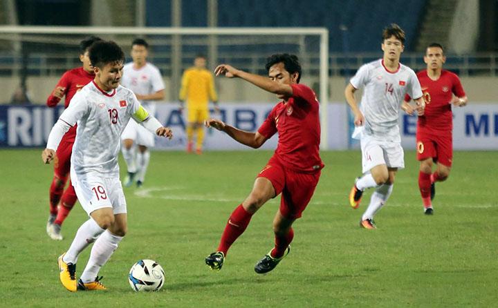 Tip bóng đá trận U22 Indonesia vs U22 Việt Nam - 19h00 - ngày 10/12/2019 - Chung kết SEA GAMES 30