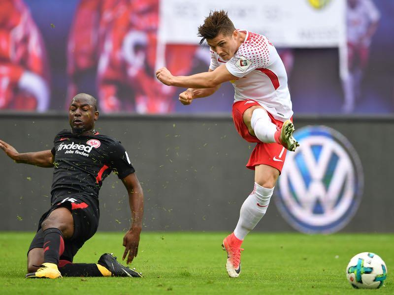 Tip bóng đá trận Eintracht Frankfurt vs RB Leipzig  –  21h30 - 25/01/2020 – Giải VĐQG Đức