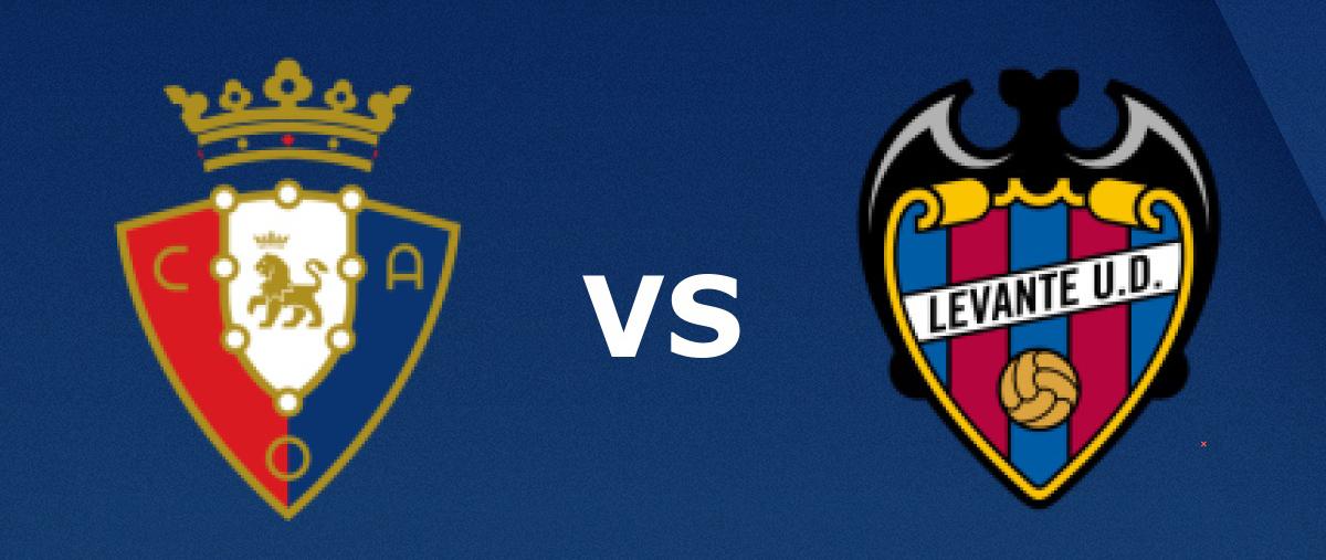 Soi kèo bóng đá Osasuna vs Levante – 03h00 - 25/01/2020 – Giải VĐQG Tây Ban Nha