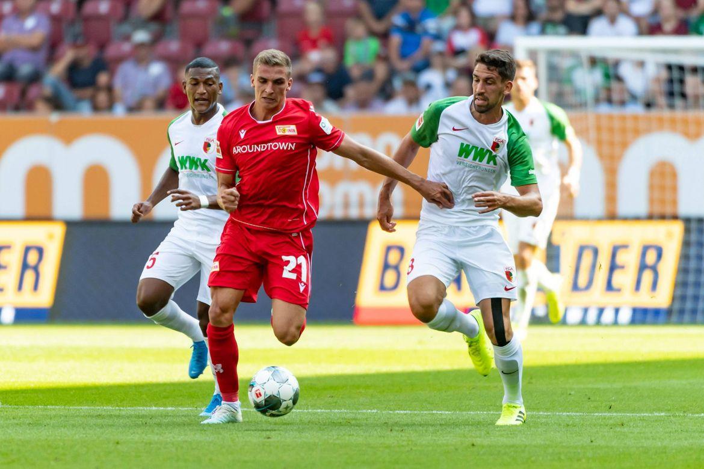 Tip bóng đá trận Union Berlin vs Augsburg  –  21h30 - 25/01/2020 – Giải VĐQG Đức