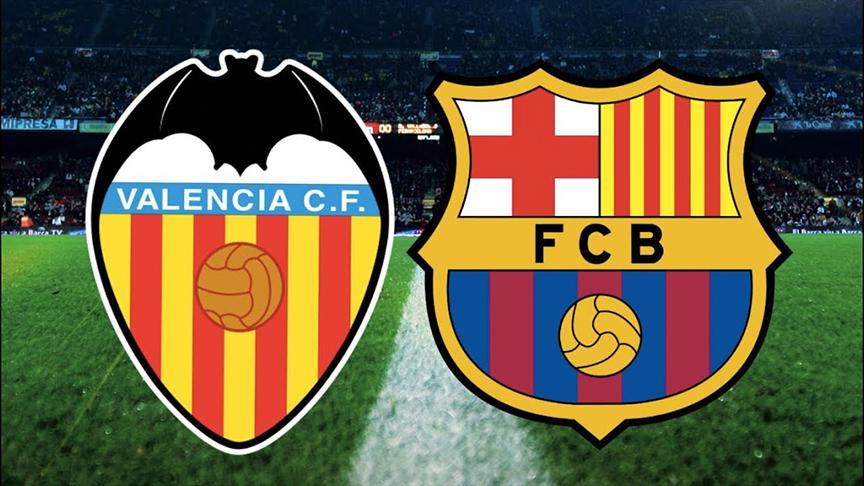 Soi kèo bóng đá Valencia vs Barcelona – 22h00 - 25/01/2020 – Giải VĐQG Tây Ban Nha