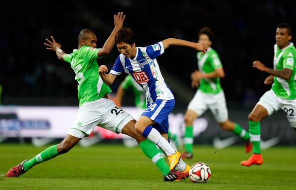 Tip bóng đá trận Wolfsburg vs Hertha Berlin  –  21h30 - 25/01/2020 – Giải VĐQG Đức