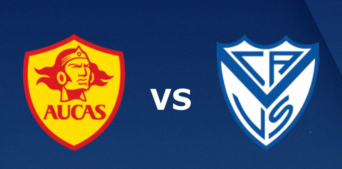 Soi kèo bóng đá Aucas vs Vélez Sarsfield – 07h30 - 19/02/2020– Cúp C2 Nam Mỹ Copa Sudamericana