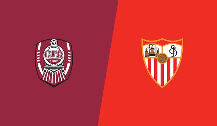 Soi kèo bóng đá CFR Cluj vs Sevilla – 00h55 - 21/02/2020– Europa League