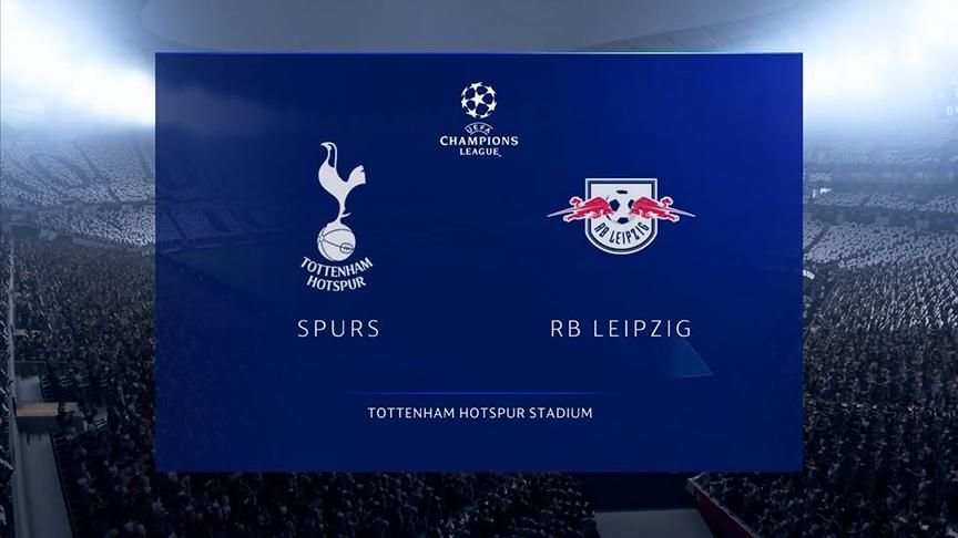 Soi kèo bóng đá Tottenham vs RB Leipzig – 03h00 - 20/02/2020– UEFA Champions League