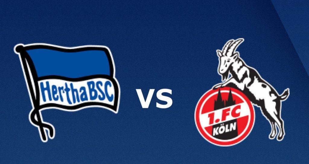Soi kèo bóng đá Hertha Berlin vs FC Köln – 21h30 - 22/02/2020– Giải VĐQG Đức