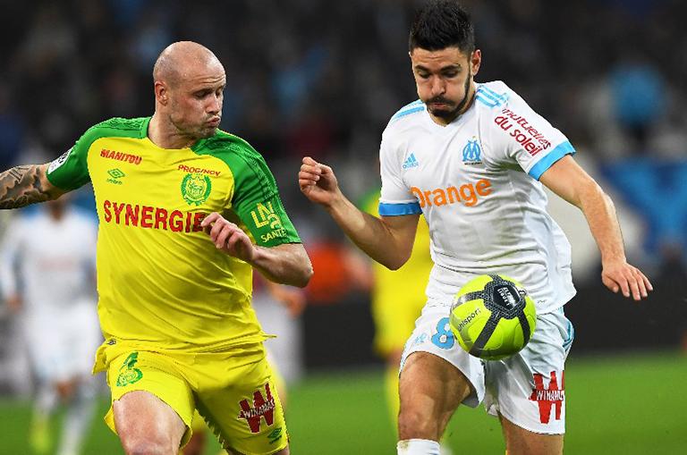 Tip bóng đá trận Marseille vs FC Nantes – 23h30 - 22/02/2020 – Giải VĐQG Pháp
