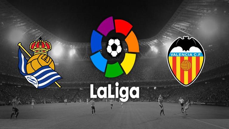 Soi kèo bóng đá Real Sociedad vs Valencia – 00h30 - 23/02/2020– Giải VĐQG Tây Ban Nha
