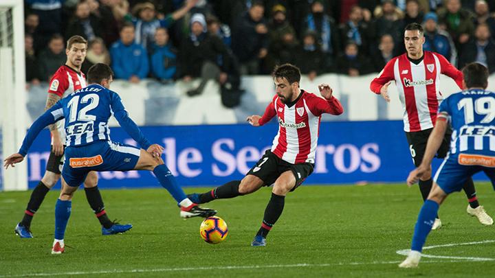 Tip bóng đá trận Deportivo Alavés vs Athletic Bilbao – 20h00 - 23/02/2020 – Giải VĐQG Tây Ban Nha