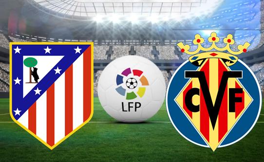 Soi kèo bóng đá Atlético Madrid vs Villarreal – 03h00 - 24/02/2020– Giải VĐQG Tây Ban Nha