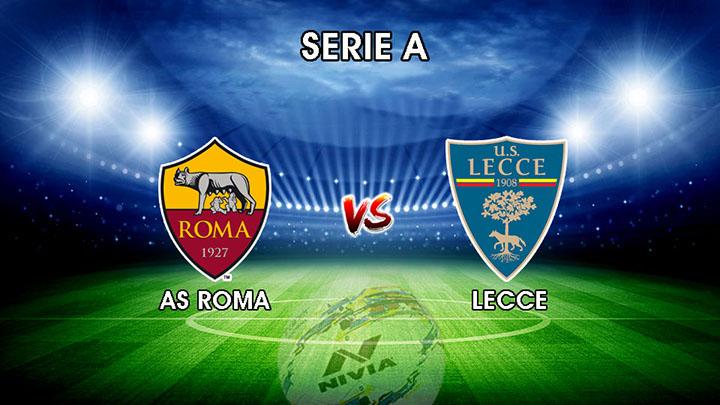 Soi kèo bóng đá Roma vs Lecce – 00h00 - 24/02/2020– Giải VĐQG Ý