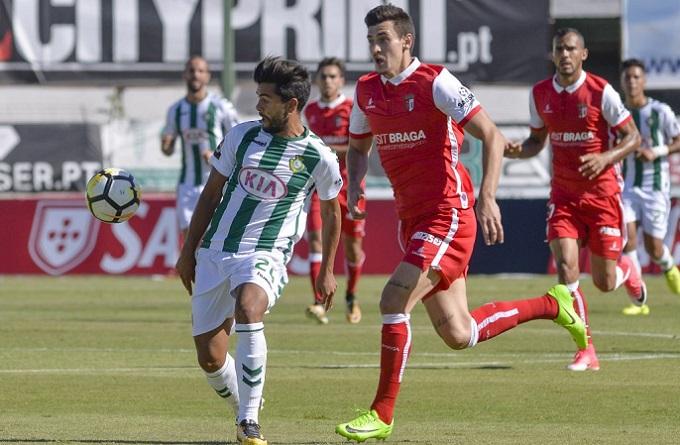 Tip bóng đá trận Sporting Braga vs Vitória de Setúbal – 03h00 - 24/02/2020 – Giải VĐQG Bồ Đào Nha