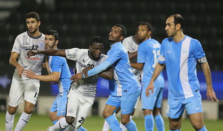 Tip bóng đá trận Al Ansar vs Al Faisaly – 00h00 - 25/02/2020 – Vòng bảng AFC Cup