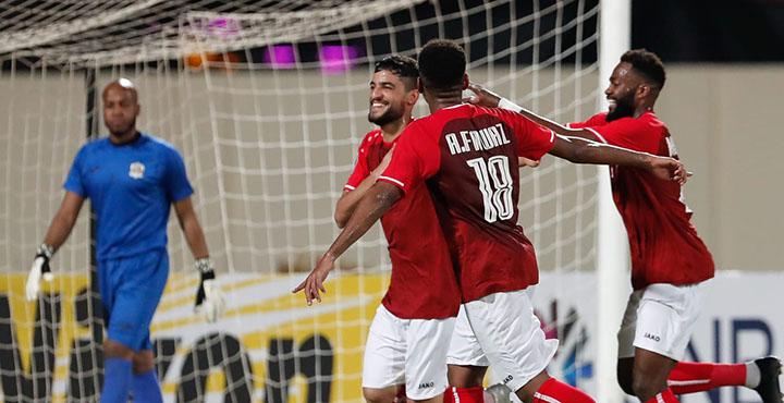 Tip bóng đá trận Al Qadsia vs Dhofar – 11h30 - 25/02/2020 – Vòng bảng AFC Cup