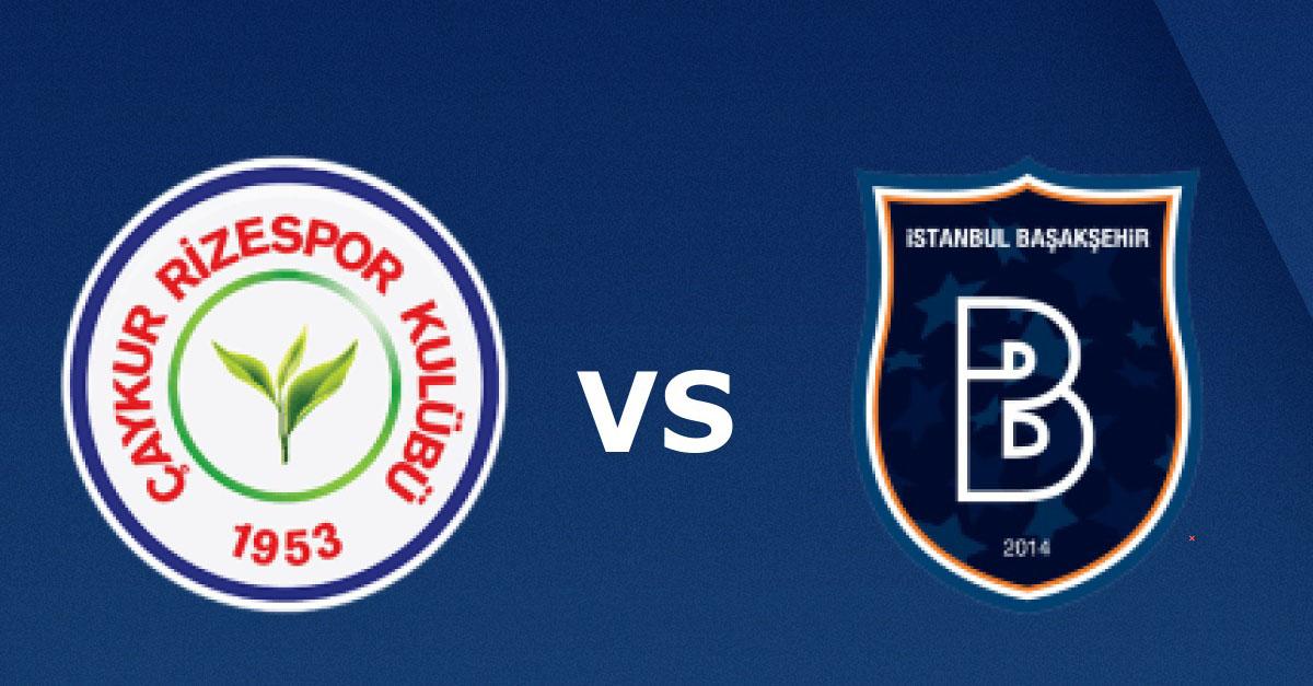 Soi kèo bóng đá Caykur Rizespor vs  İstanbul Basaksehir – 00h00 - 25/02/2020– Giải VĐQG Thổ Nhĩ Kỳ