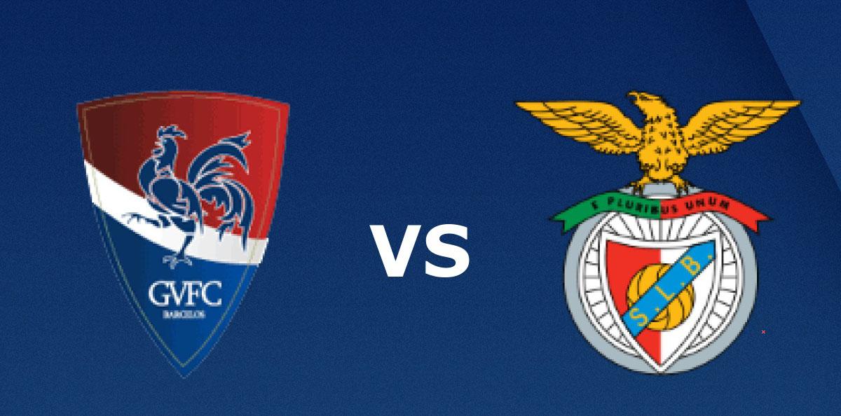 Soi kèo bóng đá Gil Vicente vs Benfica – 02h30 - 25/02/2020– Giải VĐQG Bồ Đào Nha