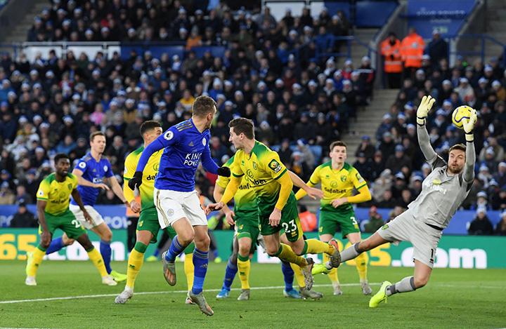 Tip bóng đá trận Norwich City vs Leicester City  – 03h00 - 29/02/2020 – Giải Ngoại Hạng Anh