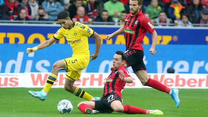 Tip bóng đá trận Borussia Dortmund vs Freiburg – 21h30 - 29/02/2020 – Giải VĐQG Đức