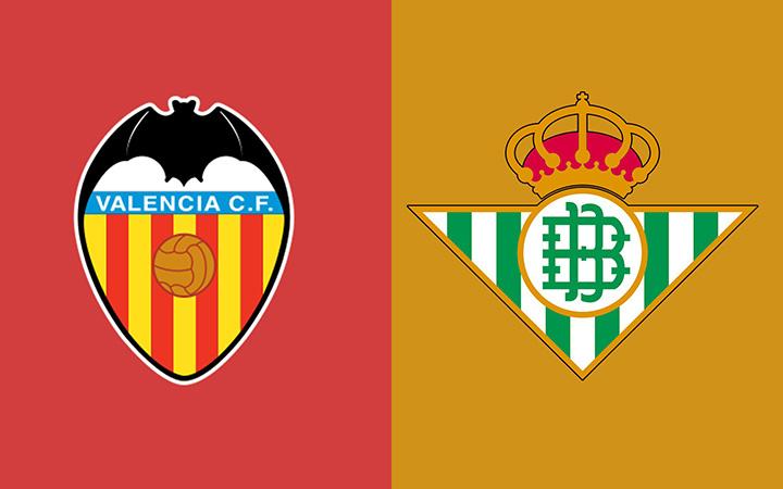 Soi kèo bóng đá Valencia vs Real Betis – 22h00 - 29/02/2020– Giải VĐQG Tây Ban Nha