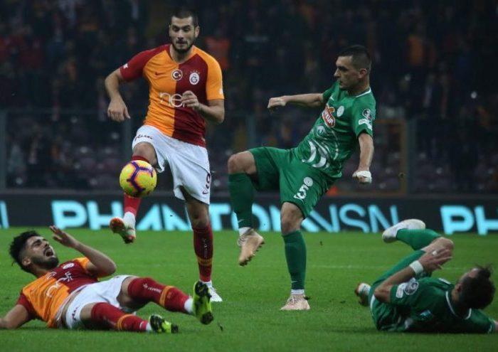 Tip bóng đá trận Caykur Rizespor vs Galatasaray – 20h00 - 22/03/2020 – Giải VĐQG Thổ Nhĩ Kỳ