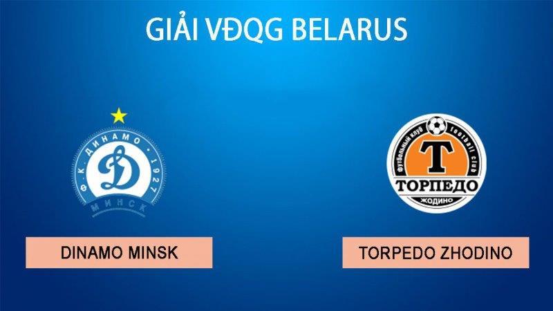 Soi kèo bóng đá Din. Minsk vs Zhodino  – 23h00 – 03/04/2020 – VĐQG Belarus