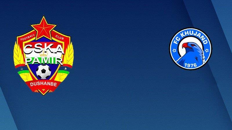 Soi kèo bóng đá CSKA Pamir Dushanbe vs FK Khujand  – 18h00 – 08/04/2020  - VĐQG Tajikistan