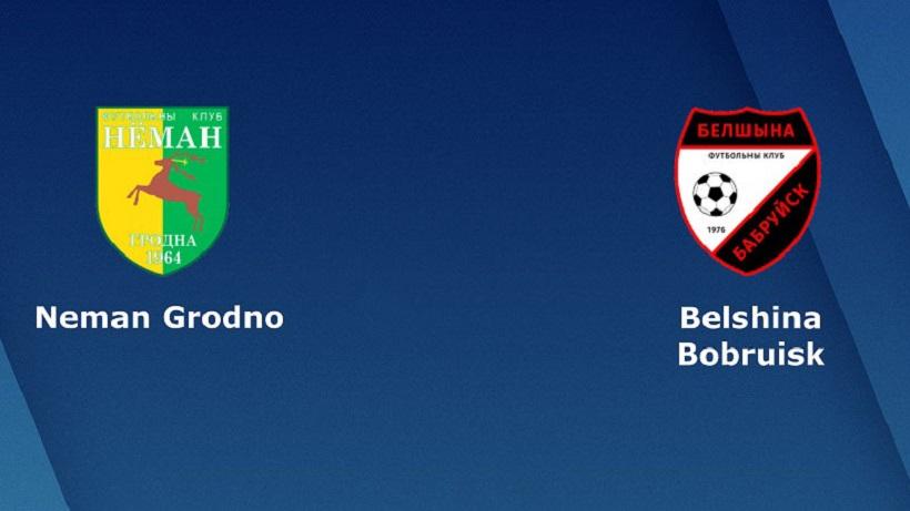 Soi kèo bóng đá Neman vs FC Belshina Bobruisk  – 23h00 – 10/04/2020 –   VĐQG Belarus