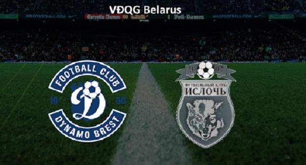 Soi kèo bóng đá Dinamo Brest vs FC Isloch Minsk  – 23h00 – 12/04/2020 –   VĐQG Belarus