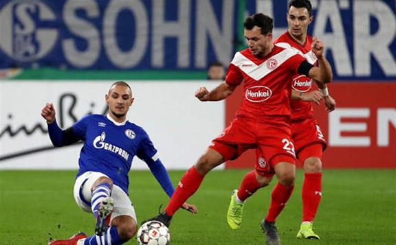 Tip bóng đá trận Fortuna Dusseldorf vs FC Schalke 04 – 01h30 - 28/05/2020 – Giải VĐQG Đức