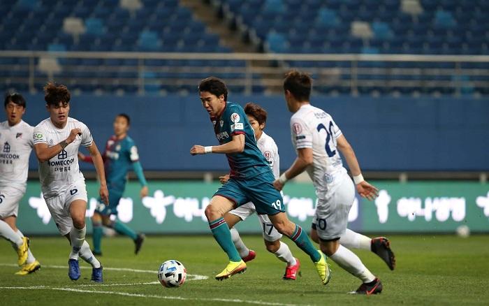 Tip bóng đá trận Daejeon Citizen vs Ansan Greeners – 17h00 - 26/05/2020 – Giải Hạng 2 Hàn Quốc