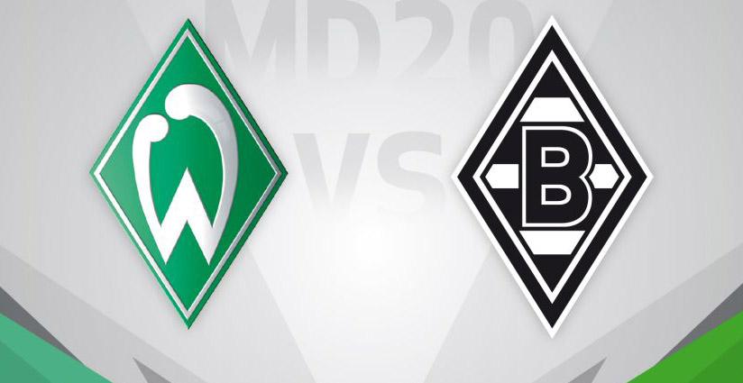 Soi kèo bóng đá Werder Bremen vs Borussia Monchengladbach – 01h30 - 27/05/2020 – Giải VĐQG Đức