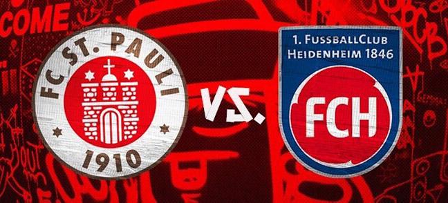 Soi kèo bóng đá FC St. Pauli vs FC Heidenheim – 23h30 - 27/05/2020 – Giải Hạng 2 Đức