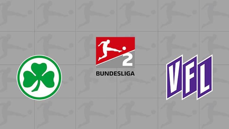 Soi kèo bóng đá SpVgg Greuther Furth vs VfL Osnabruck – 23h30 - 26/05/2020 – Giải Hạng 2 Đức