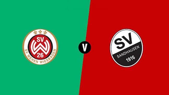 Soi kèo bóng đá SV Wehen vs SV Sandhausen – 23h30 - 26/05/2020 – Giải Hạng 2 Đức
