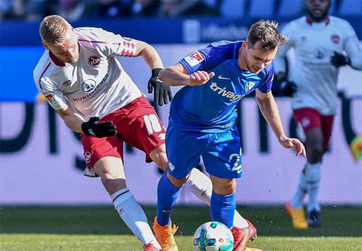 Tip bóng đá trận FC Nurnberg vs VfL Bochum – 18h00 - 30/05/2020 – Giải Hạng 2 Đức