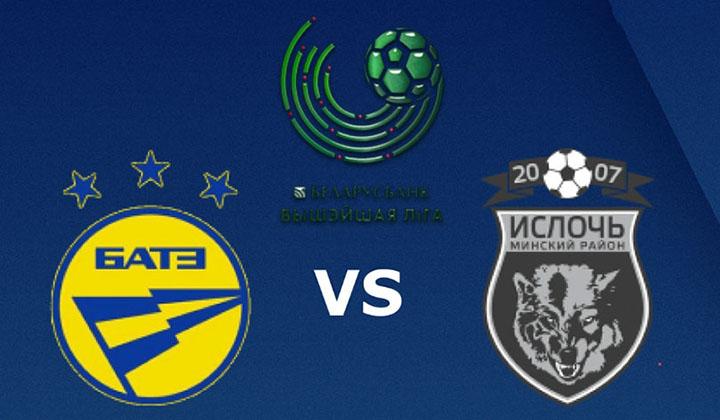 Soi kèo bóng đá Bate Borisov vs FC Isloch Minsk – 22h00 - 31/05/2020 – Giải VĐQG Belarus