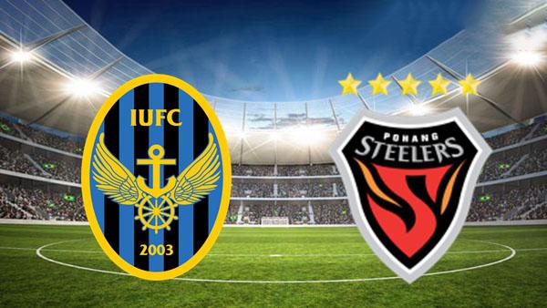 Soi kèo bóng đá Incheon United vs Pohang Steelers – 17h00 - 31/05/2020 – Giải VĐQG Hàn Quốc