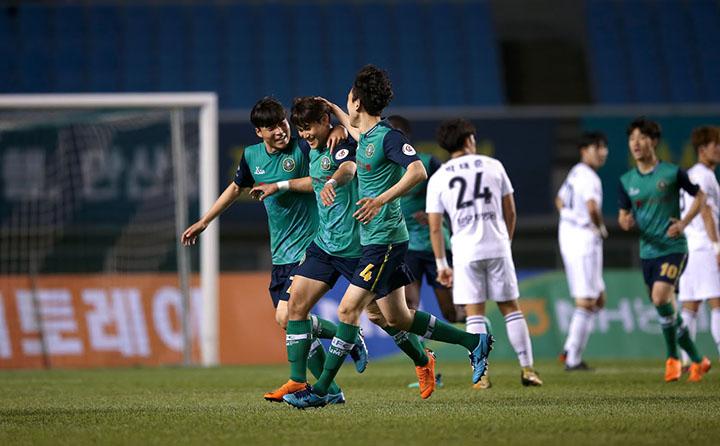 Tip bóng đá trận Ansan Greeners vs Jeju United FC – 14h00 - 31/05/2020 – Giải Hạng 2 Hàn Quốc