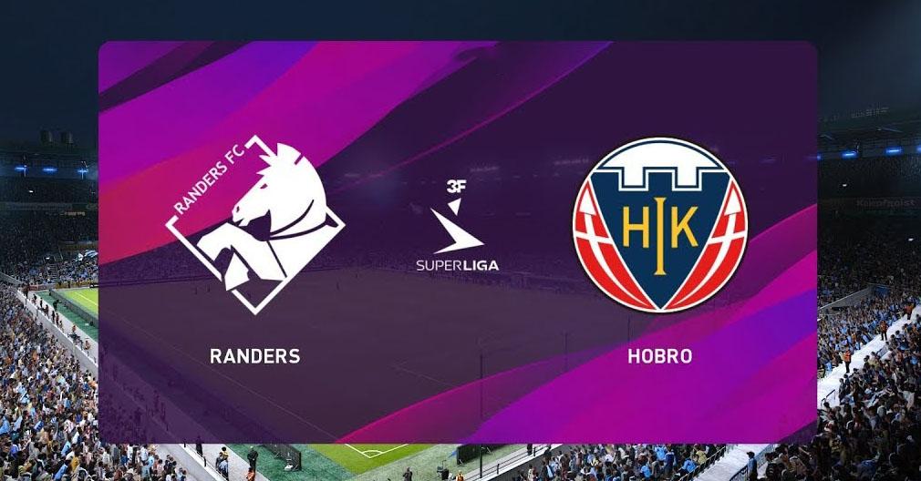 Soi kèo bóng đá Randers FC vs Hobro – 19h00 - 01/06/2020 – Giải VĐQG Đan Mạch