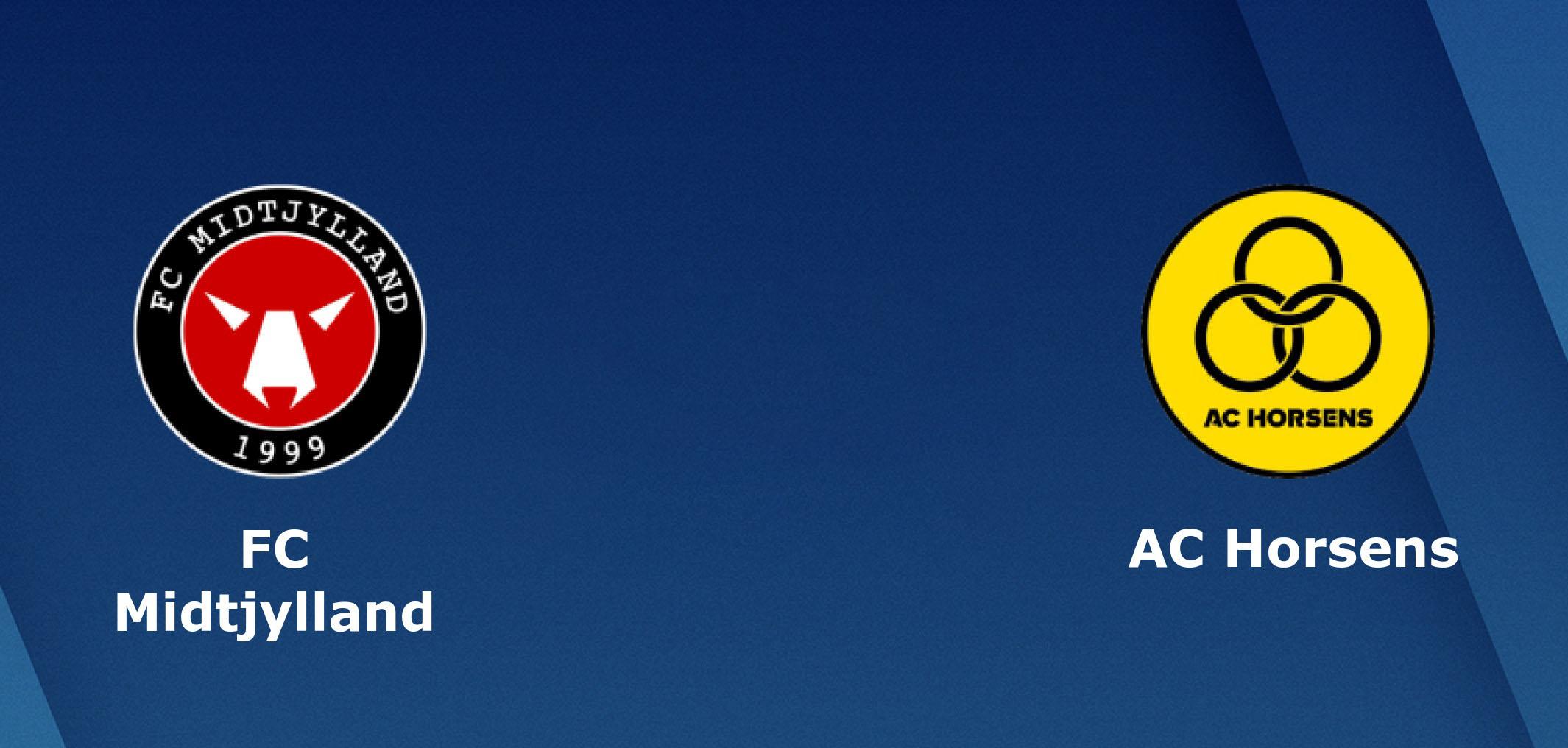 Soi kèo bóng đá FC Midtjylland vs AC Horsens – 21h00 - 01/06/2020 – Giải VĐQG Đan Mạch