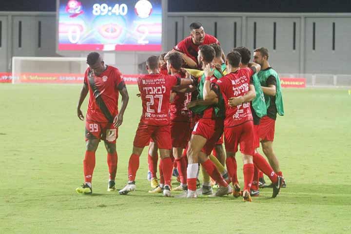 Tip bóng đá trận Hapoel Hadera vs Sektzya Ness Ziona – 23h45 - 03/06/2020 – Giải VĐQG Israel