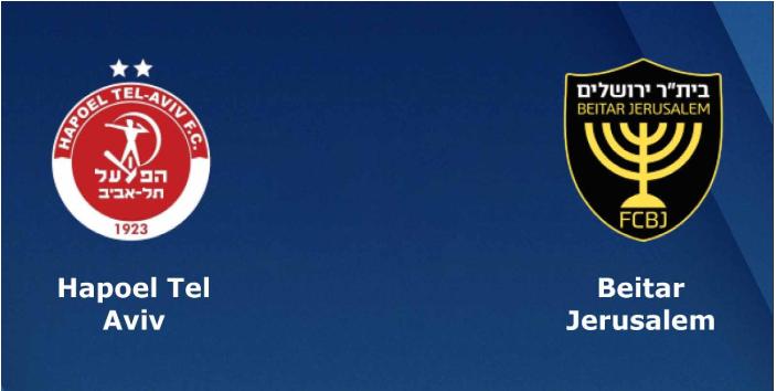 Soi kèo bóng đá Hapoel Tel Aviv vs Beitar Jerusalem – 00h45 - 03/06/2020  – Giải VĐQG Israel