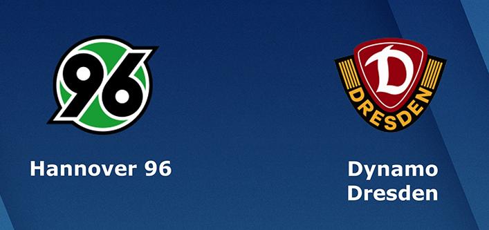 Soi kèo bóng đá Hannover 96 vs Dynamo Dresden – 23h30 - 03/06/2020 – Giải Hạng 2 Đức