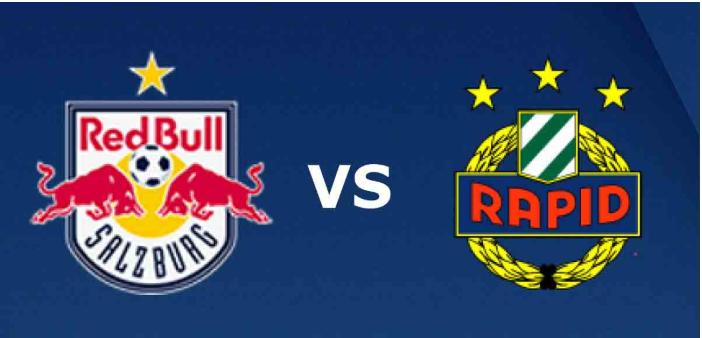 Soi kèo bóng đá Red Bull Salzburg vs Rapid Vienna – 01h30 - 04/06/2020 – Giải VĐQG Áo
