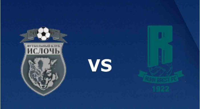 Tip bóng đá trận FC Isloch Minsk vs Rukh Brest – 20h00 - 06/06/2020 – Giải VĐQG Belarus