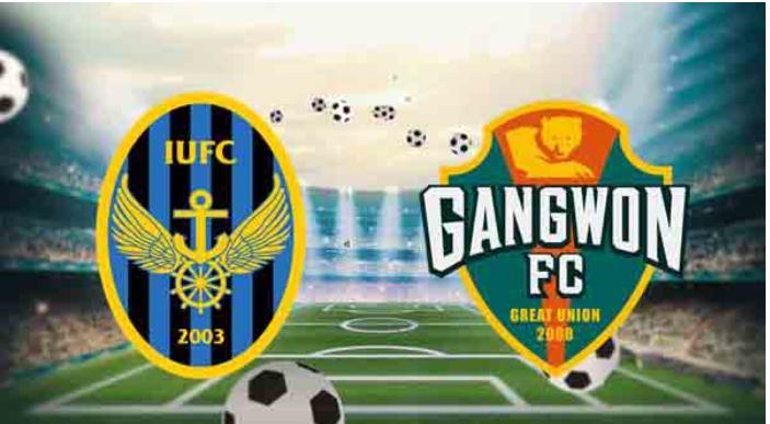 Tip bóng đá trận Incheon United vs Gangwon FC – 17h30 - 05/06/2020 – Giải VĐQG Hàn Quốc