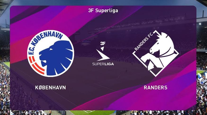 Tip bóng đá trận FC Copenhagen vs Randers FC – 22h00 - 07/06/2020 – Giải VĐQG Đan Mạch