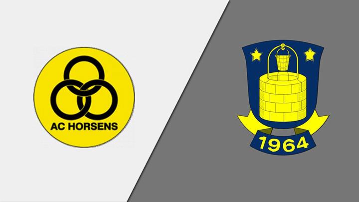 Tip bóng đá trận AC Horsens vs Brondby – 22h00 - 07/06/2020 – Giải VĐQG Đan Mạch
