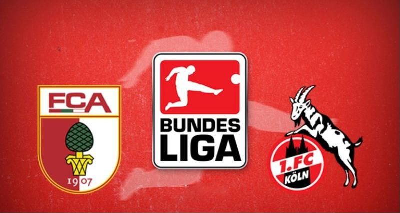 Soi kèo bóng đá FC Augsburg vs FC Koln – 23h00 - 07/06/2020 – Giải Hạng VĐQG Đức