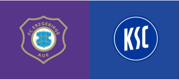 Soi kèo bóng đá Erzgebirge Aue vs Karlsruher SC – 18h30 - 07/06/2020 – Giải Hạng 2 Đức